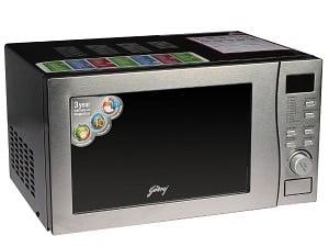 Godrej GMX20CA5MLZ 20-Ltr 2200-Watt Convection Microwave Oven