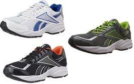 Reebok Mens Luxor Lp Mesh Running Shoes