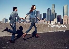 Wrangler Mens Clothing - Flat 50% - 70% Off