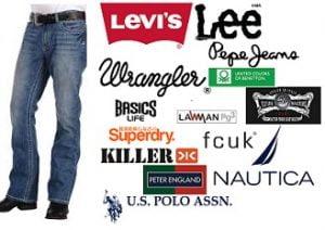 Men's Top Brand Jeans – Flat 60% – 80% Off + 10% Cashback @ Amazon