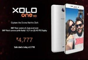Xolo One HD Mobile