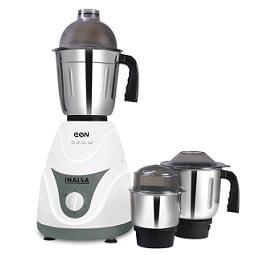 Inalsa Eon 550-Watt Mixer Grinder with 3 Jars