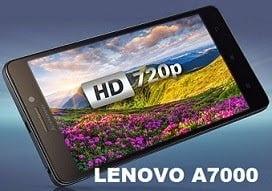 Lenovo A7000 Smartphone
