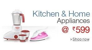 Kitchen & Home Appliances below Rs.599
