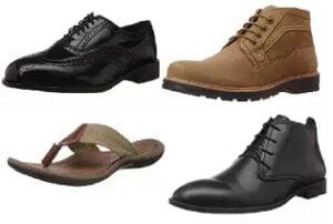 Bata, Florsheim, Hush Puppies, Weinbrenner Shoes - Minimum 50% Off