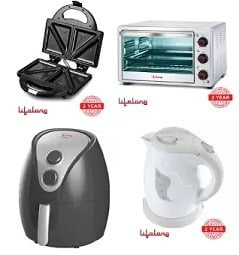 Special Offer: Up to 50% Off on Lifelong Small Home Appliances