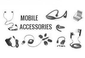 Mobile Accessories: Up to 80% off