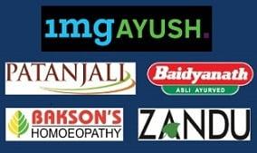 Get upto 20% Extra Discount on Ayurvedic Medicines (Patanjali, Baidyanath, Zandu)