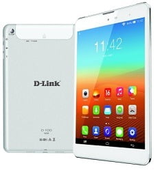 D-Link D100 Tablet (WiFi, 3G, 16GB, Voice Calling) for Rs.5999 @ Amazon (Next Lowest Price Rs.7422)