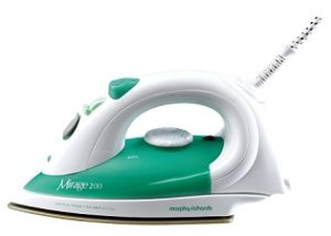 Morphy Richards Mirage 200 1400 Watts Steam Iron for Rs.1390 @ Amazon (Lowest Price Deal)