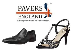 Pavers England Men / Women Footwear - Flat 70% Off