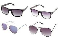 Sunglasses - Farenheit, Funky Boys and Criss Cross