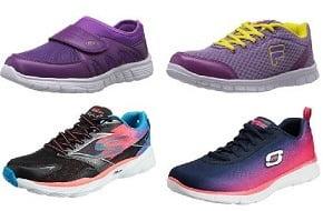 Women Running / Walking Sports Shoes - Min 50% Off