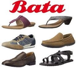 Bata Footwear (Men / Women) - Flat 50% to 70% Discount