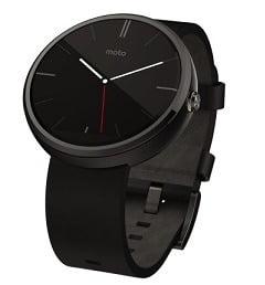 Steal Deal: Motorola Moto 360 Smartwatch