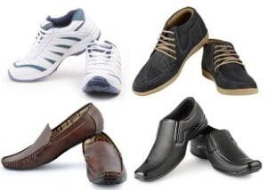 Foot n Style Men Footwear - Flat 55% Off