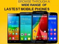 Latest Smart Phones with Offers @ One Place starts from Rs.6499 @ Flipkart