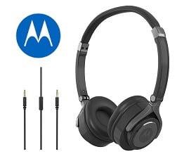 Motorola Pulse 2 Wired Headphone worth Rs.1499 for Rs.499 @ Flipkart