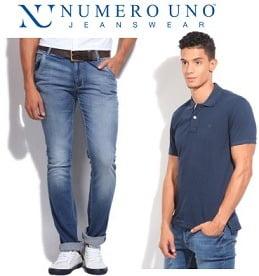 Numero Uno Men Clothing: Min 65% Discount