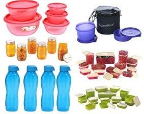 Super Deal on Kitchen Storage Container Sets below Rs.279 @ Flipkart
