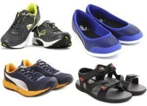 Women Puma Shoes & Sandals - Min 60% Off