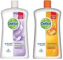 Dettol Liquid Soap Jar 900 ml