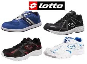 Min 50% Discount on Men's Lotto Footwear starts Rs.799 @ Amazon