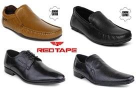 Flat 60% Off on Red Tape Men's Footwear @ Myntra (Now Myntra Back on Desktop Site)
