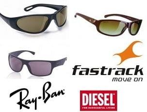 Sunglasses – Flat 40% – 80% Off on Fastrack, Rayban, Diesel & more @ Flipkart