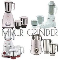 Mixer Grinder - Min 35% Off