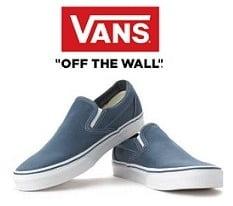 Vans Casual Shoes – Flat 45% – 66% Off @ Flipkart (Limited Period Deal)