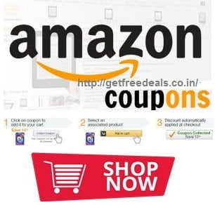 Amazon Extra Discount Coupon for Household Needs