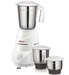 Steal Deal: Sunflame SMART 3 Jar 500 W Mixer Grinder for Rs.1179 @ Snapdeal