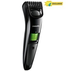 Flipkart Exclusive – Philips USB Charging Beard QT3310/15 Trimmer For Men for Rs.999 (Rs.200 Extra Off – Limited Period Deal)