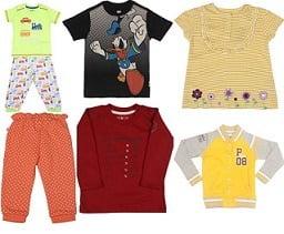 Kids Clothing – Min 70% Off @ Flipkart (Limited Period Deal)