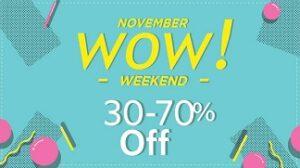 Myntra Fashion Sale: Flat 30% 70% Off on Men's Clothing, Footwear & Accessories