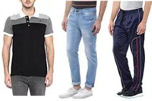 American Crew Clothing – Minimum 60% Off @ Amazon