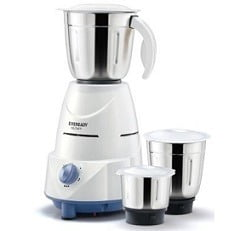 Eveready Glowy Mixer Grinder 500 Watt for Rs.1151 @ Snapdeal (Limited Period Deal)