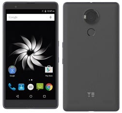YU Yureka Note (16 GB ROM, 3GB RAM, 6″ FHD Display, Finger Print Sensor) for Rs.4,999 @ Flipkart