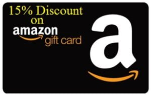 Add Amazon Gift Card Balance & Get upto 15% Off Instantly (Valid till 27th Nov'16)