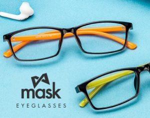 Eyeglasses with FREE Single Vision Lenses for Rs.499 Only @ Lenskart