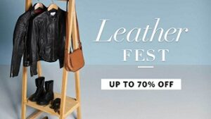 Myntra Leather Fest – Flat 60% – 70% Off on Leather Wallets, Belts, Shoes (Allen Solly, Louis Philippe, Clarks, Hidesign, Hidelink & more)