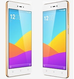 Steal Deal: Gionee F103pro 4G Dual Sim 16 GB for Rs.9408 @ Tatacliq