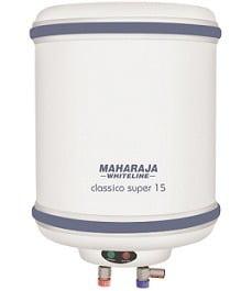 Maharaja Whiteline 15 Litres Classico Super Water Heater