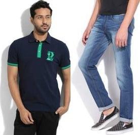 Big Brand Men's Clothing under Rs.999 @ Flipkart