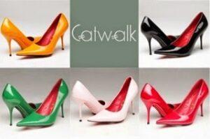 Women's Catwalk Footwear (Heels, Flats, Wedges) below Rs.999 at Amazon