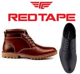 Red Tape Shoes & Floaters | Clothing – Flat 70% Off @ Tatacliq (Limited Period Deal)
