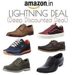 Lightning Deal on Men's & Women's Footwear – Up to 70% Off @ Amazon