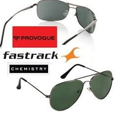 Sunglasses – Fastrack, Provogue, Chemistry – under Rs.499 @ Flipkart