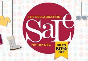 Tatacliq Sellabration Sale- Upto 80% Off on Men's / Women's Clothing, Footwear, Electronics (Last day)